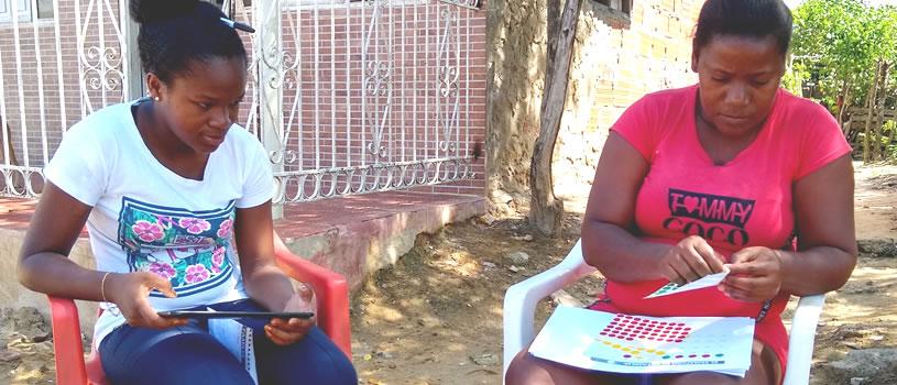 Semáforo, combatir pobreza en Barú