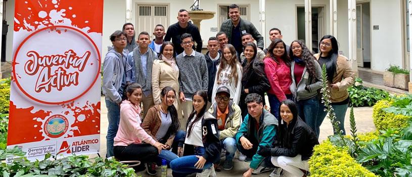 Así celebró Villas de San Pablo la semana de la juventud