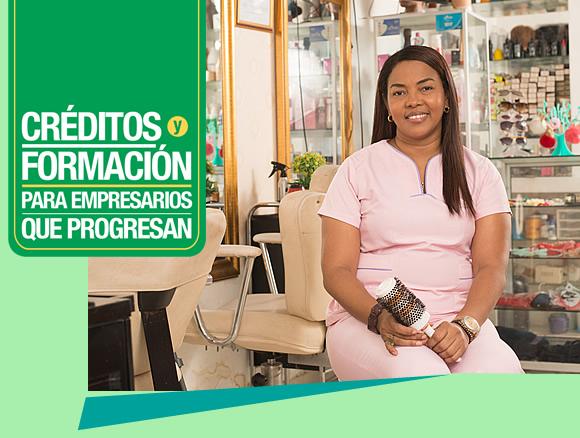 Desarrollo empresarial credito formacion para empresarios que progresan v1 - Fundación Santo Domingo