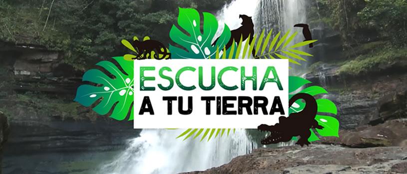 Nace 'Escucha a tu tierra', una campaña para conocer paisajes biodiversos y especies extraordinarias de nuestro país