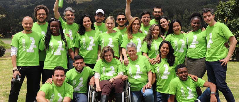Primera Cohorte de Fellows en Colombia
