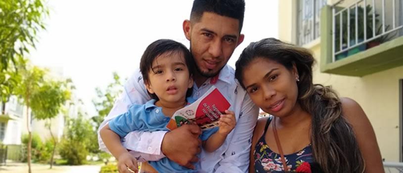 Seguimos transformando vidas en Cartagena y Barranquilla