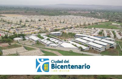 Ciudad del bicenteario