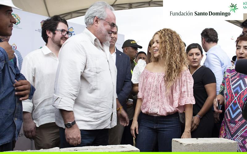 Se puso Primera Piedra del colegio Pies Descalzos en Villas de Aranjuez