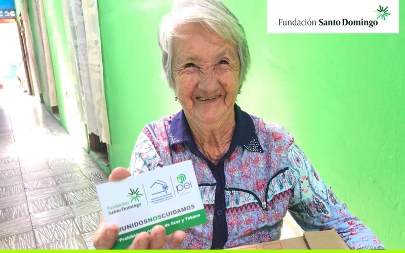 Fundación Santo Domingo presenta el impacto nacional de su campaña #UnidosNosCuidamos