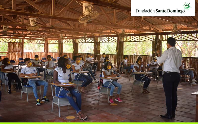 'Barú a la U', una apuesta por la educación de los jóvenes de la isla