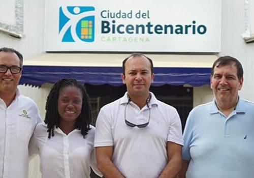Avances y crecimiento en Ciudad del Bicentenario