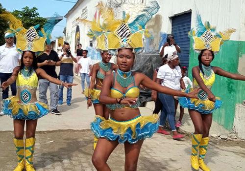 Corredor Ecoturístico Cultural Santa Ana Isla de Barú