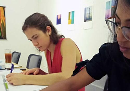 Innovación y educación para Santa Ana, Barú