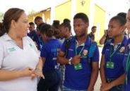 Llegó gran Feria Educativa a la Isla de Barú