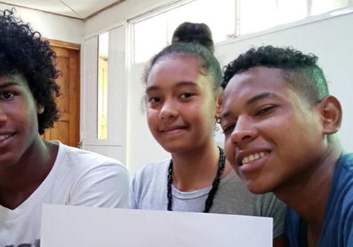 Un Colectivo de Comunicaciones para la Isla de Barú