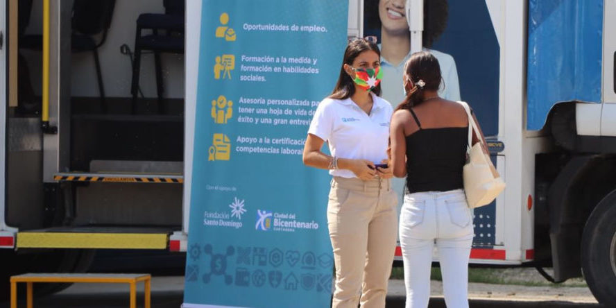 Con jornadas de empleabilidad, llega Proyectarse a Ciudad del Bicentenario
